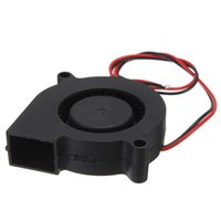 Wholesale Double V DC mm Blow Radial Cooling Fan for Electronic D Printer Parts ball bearing long life low noisy