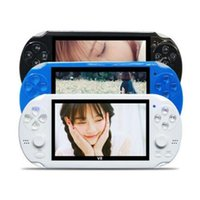 Wholesale V8 Video Camera - Dual rocker control 4.3inch Screen Children Classic Handheld Digital Screen Video V8 Game Console For Kids