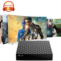 Wholesale Lowest Price Wifi Tv - Lower Price Android 6.0 OTT TV Box M9S X9 4K Rockchip RK3229 KD 17.3 Pre-install Quad Core 1GB 8GB Streaming Media Player Support WiFi