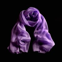 Wholesale Solid Color Long Silk Scarves - Wholesale- Chiffon Silk Scarf Spring Korean Fashion Women Solid Color Scarf Summer Wraps Long Ladies Scarves Female Gift