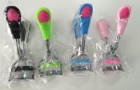 Wholesale Eye Curlers - 2017 Arrive Ladies Makeup Eye Curling Eyelash Curler with comb Eyelash Curler Clip Beauty Tool Stylish DHL free ship