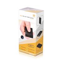 Wholesale Visions Audio - Portable 1080P Magic BOX Spy Camera MINI DV DVR with Motion Detection & Night Vision & 75 degrees view angle Audio Voice recorder