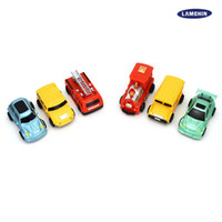 5-7 Years sports truck - Mini Magic Pen Car Machineshop Truck Inductive Fangle Vechicle Toy Children s Car Truck Tank Car Toy Cars with Retail Box