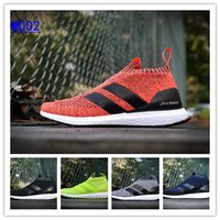 Wholesale Women Stylish Sport Shoes - New ACE 16+ Pure Control Ultra Boost Sneakers Super stylish footwear pk Soccer style City Sock Men Women Mid Sports shoes