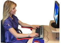 Wholesale Computer Arm Rests - Desk Arm Rest Mouse Pad for Home Office Use,Ergonomic Computer Arm Rest Chair Armrest Mice Pads