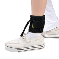 Wholesale brace splint - Ankle Joint Foot Drop Orthosis Adjustable Dropfoot Ankle Brace Correction Ober AFO Supports Plantar Fasciitis Day and Night Splint Orthotics