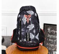 Wholesale Bags For Camping - 2Fashion KOBE Men Backpacks Basketball Bag Sport Backpack School Bag For Teenager Outdoor Backpack Marque Mochila