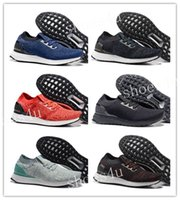 Wholesale Order Cheap Shoes - 2017 Hot Cheap Wholesale High quality Hypebeast Ultra Boost Uncaged mens running shoes sneakers women Mix order accept Size 36-45 US 5.5-11