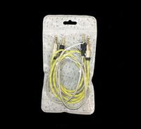 Wholesale cell phones accessories for sale online – 18 cm Zipper Plastic Retail package bags for Cell phone Accessories Earphones stereo earphones Packing bag factory sales