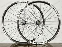 Wholesale Carbon Clincher 29er - Newest carbon bicycle wheels hookless 29er mountain bike wheel 29inch bicycle carbon MTB AM wheels super light MTB XC carbon wheel