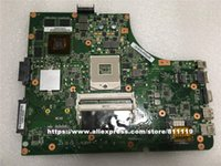 Wholesale Motherboard Card - Wholesale- Free shipping For K53SV Series X53S A53S K53SJ K53SC P53S K53SV Motherboard with 1G VRAM 8 pcs Graphics Memory Cards