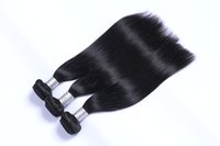 Barato China Por Atacado Virgem Brasileira-8a China Post Free Mink Brazillian Straight Unprocessed Brazilian Virgin Cabelo Humano Atacado Wet And Wavy Brazilian Hair Weave Bundles