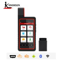 Wholesale tester launch x431 - Launch X431 Diagun IV Auto Diagnostic tool full system Scanner Online Update two years Free Update Multi-languages same function X431 V Pro