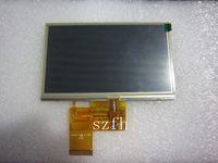 Wholesale Original Navigation - Wholesale-100% original new Tape tp kd50g23-40nb-a1-revc gps navigation screen with touch kd50g23