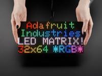 Wholesale Dot Matrix Led Rgb - HERO 2017 18 RGB P5 HD led screen display module 64x32 led display module dot matrix p3 P4 P2.5 P1.6 P6 led display module Domestic Delivery