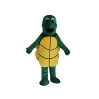 Wholesale Tortoise Costumes - tortoise Mascot Costumes Cartoon Character Adult Sz 100% Real Picture