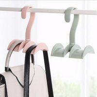 Wholesale Purse Bag Rack - Handbag Purse Bags Holder Hook Hanger Hanging Rack Storage Organizer For Wardrobe Closet - Ties,Cap,Belts Hanger
