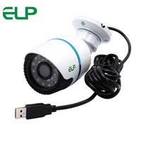 2 Megapixels Outdoor impermeável IR Night Vision Security Surveillance CCTV Video Cam otg suporte Bullet USB Camera 1080P