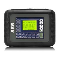 Wholesale sbb immobilizer - SBB V33.02 SBB Auto car Key Programmer Immobilizer For Multi Brand Cars No Need Tokens 9 Languages Key Pro Maker Transponder