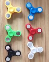 Wholesale wholesale price skateboards online - Best price HandSpinner Fingertips Spiral Fingers Fidget Spinner EDC Hand Spinner Acrylic Plastic Fidgets Toys Gyro Toys