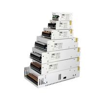Wholesale Unit Switch - LED Power Supply Unit 12V DC 1A 2A 5A 10A 15A 20A 30A 50A 70A 840W Switching Power Adapter Supplys 110V 220V AC to 12 volt DC