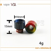 ours électrique achat en gros de-Vente en gros - 2016 Hot Selling 510 Thread Stainless Steel Meterial Wide Bore Electric Cigarette Drip Tips 510 Atomizer pour Kanger RDA Tank RTA