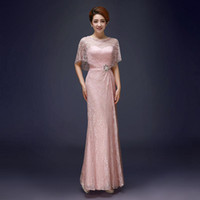 Wholesale Taffeta Bandage Dress - Evening Dresses With Short Sleeve V Neck Beaded Bodice Ruffled Taffeta A-Line Gowns Mother of the Bride Dresses Evening Gowns with Shawl