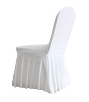 Wholesale Professional Chairs - Newest High-end Decorative Design Events for Chair Covers Wedding Decoration Professional Manufacture Spandex Wedding Chair Cover