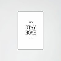 Wholesale picture framing quotes - Modern Minimalist Black White Typography Quotes A4 Print Poster Wall Picture Canvas Art Painting No Frame Living Room Home Decor