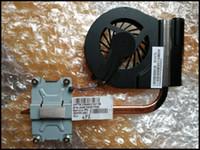 Wholesale G4 Fan - NEW coole for HP G4 G6 G7 G4-2000 G6-2000 G7-2000 CPU cooling heatsink with fan 683191-001 683193-001 680549-001 685477-001 4GR33HSTP60
