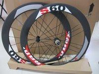 Wholesale Sram Clincher Wheels - Sram S60 carbon bike wheels 60mm road bike carbon wheelset 700C Clincher carbon road bike wheels