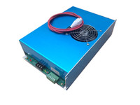 Wholesale 150W C02 laser power supply for laser engrave machine w power box for all brand laser tube