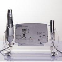 Wholesale Electroporation Device - No-Needle Mesotherapy Skin Rejuvenation Whitening Wrinkle Removal Anti aging Beauty Machine Electroporation mesotherapy Skin Care Device