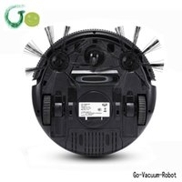 Wholesale Button Clean - S320 new small low noise large dust box vacuum sweeper Quiet Mop Robot Vacuum Cleaner one start button clean hoover