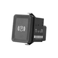 Wholesale Electronic Park Brake - High Quality Black EPB Electronic Handbrake Parking Switch Brake Button for VW Passat B6 C6 CC G1CG