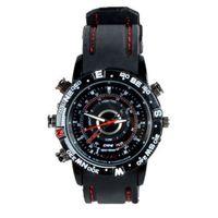 Wholesale video camera wrist watch resale online - 8GB x960 Mini Waterproof Wrist Watch Digital Camera Video Recorder Cam Mini DVR DV