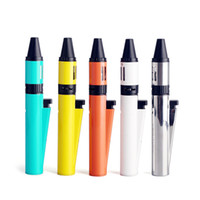 Wholesale Designer Electronic Cigarettes - Designer Starter E Cigarette Kit with 1300mah Electronic Cigarette Vaporizer Atomizer with 5 Colors Kamry lighter