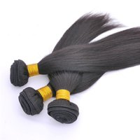 Wholesale Heat Resistant Synthetic Hair Extension - Fashionkey Best Selling Heat Resistant Hair Products Synthetic Hair Extensions Straight Weave 3 Bundles Straight Hair Bundles