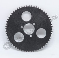 Wholesale Mini Choppers Bikes - Wholesale- 60 60T Tooth 25H 26MM Rear Sprocket Mini Moto ATV Quad Dirt Pit Pocket Bike Chopper 47CC 49CC
