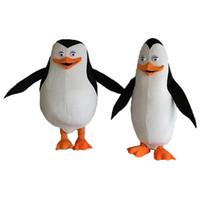 Wholesale Penguin Fancy Dress - Mascot madagascar penguins mascot costume cartoon character mascotte fancy dress carnival