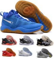Discount HyperRev Basketball Shoes High Hommes BHM White 2017 Homme Air Zoom Hyper Rev Zapatillas Chine Marque authentique Sport Sneakers