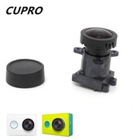 Wholesale dive kit - Wholesale- Xiaomi yi 150 Degree Ultra Wide Angle Lens for Xiaomi Yi Accessories Replacement Kit Camera Lens For Xiaomi Yi Action Camera