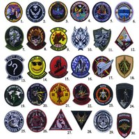 VP-218 Ricamo Tactical patch Rodeo Gal morale patches giacche biker progetto speciale Badge patch iron su
