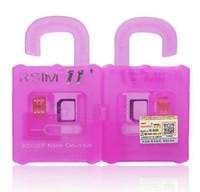 Wholesale 5c gsm 3g for sale - Group buy R SIM RSIM11 RSIM11 Perfect SIM Card Official IOS ios RSIM for iphone S G S C GSM CDMA WCDMA G G AUTO Unlock Hot