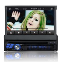 "Wholesale Car 1din - Quad Core 7"" 1Din Android 5.1.1 Universal Car DVD Multimedia Video Player Radio Stereo Screen FM BT USB 3G 4G WIFI GPS Map"