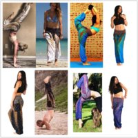 Wholesale ladies yoga pants wholesale for sale - Women Yoga Leggings Fish Scale Sport Gym Fitness Pants Gradient Color ladies Sports pants Sexy pants A0623
