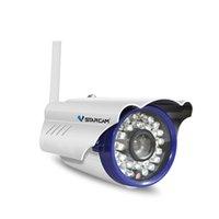 Wholesale Ip Surveillance Camera Megapixel - VStarcam C7815WIP WiFi IP Camera Outdoor 1.0MP Megapixel HD CCTV Wireless Bullet Surveillance Security Sysytem