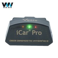 Wholesale obd2 wifi bluetooth - Wholesale- Vgate iCar Pro Bluetooth 4.0 WIFI OBD2 Scanner For Android IOS Car Diagnostic Tool ELM327 V1.5 iCar Pro Bluetooth WIFI Scanner