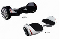 équilibrage de deux roues achat en gros de-Bluetooth Hoverboard Haut-Parleur Intelligent Balance Roue 6,5 Pouces Nouveau Style Scooters Électriques Deux Roues Fedex Bienvenue Drop Shipping