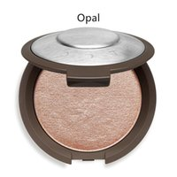 Wholesale 2017 Newest Becca Shimmering Skin Perfector Pressed Bronzers Highlighters Moonstone Opal Rose Gold Champagne Pop New stocking